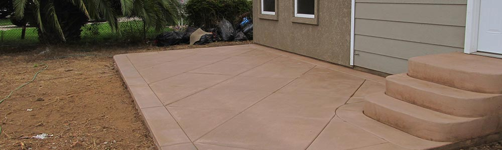 We Separate Ourselves From Our Competitors By Using Decorative Techniques  That Can Transform/update Your Concrete Patio Through The Use Of ...